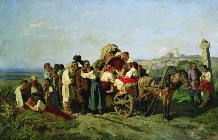 Заселение Сибири в 17-18 веках 4