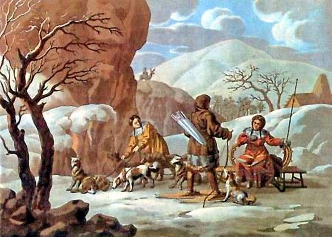Заселение Сибири в 17-18 веках 1