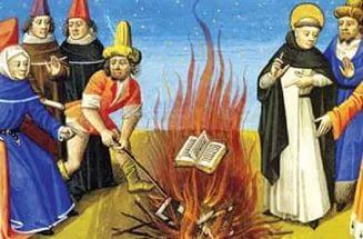 За что инквизиция уничтожила катаров 1