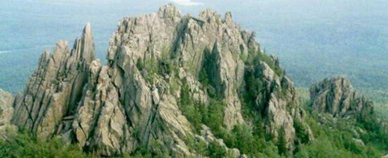 горы у которых живут манси