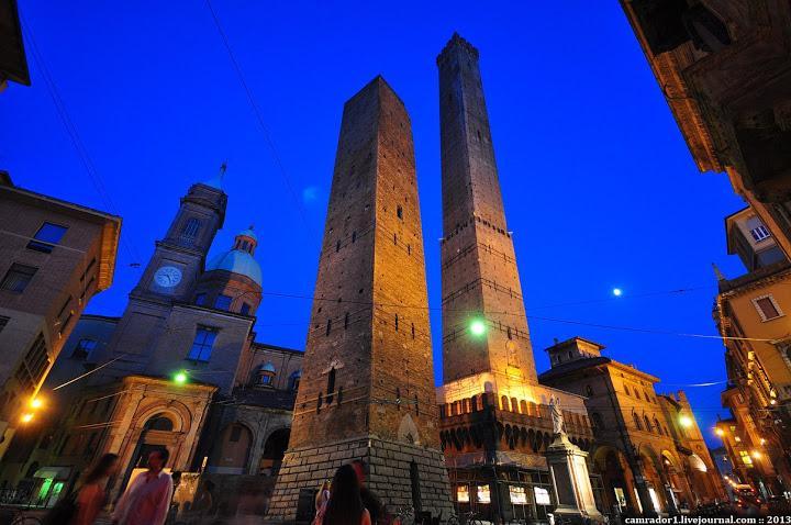 Что за древние башни показывают туристам 10