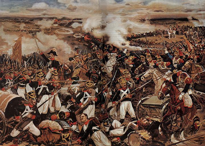 Французы о Бородинском сражении 1