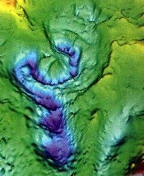 Падение чиксулубского метеорита или 65 млн.лет назад 1