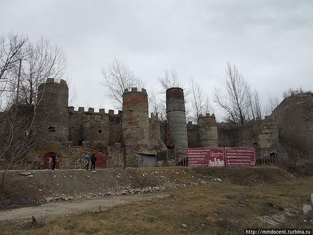 Что за древние башни показывают туристам 14