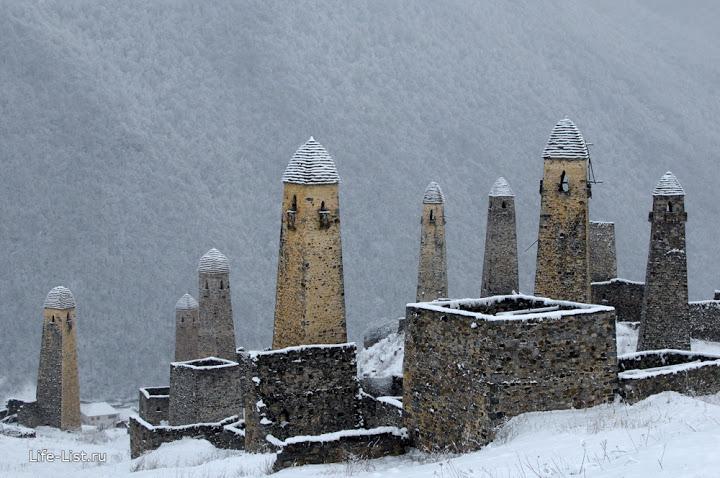Что за древние башни показывают туристам 3
