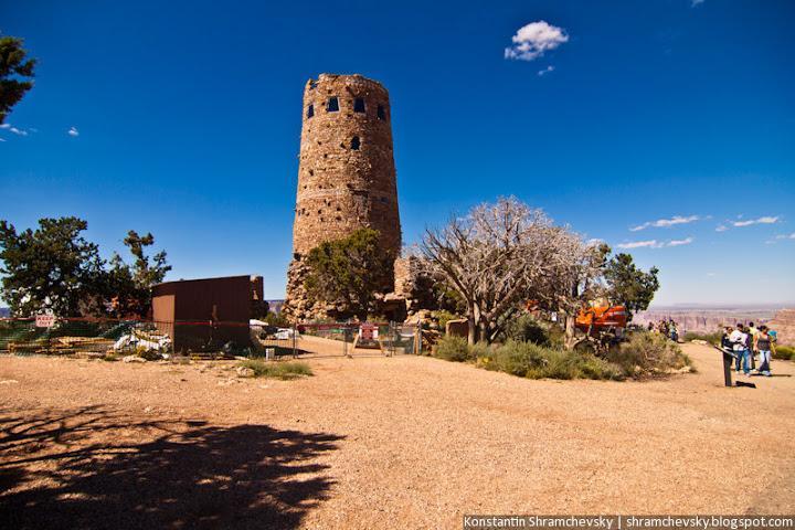 Что за древние башни показывают туристам 4