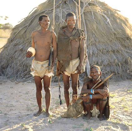 Готтентоты - древний народ из Африки 3