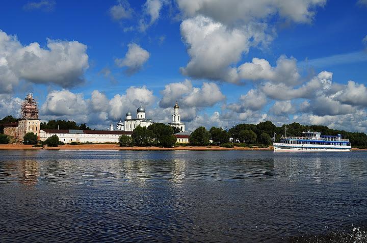 Где стояли первые Киев и Новгород 3