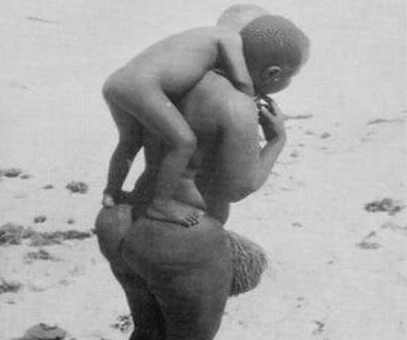 Готтентоты - древний народ из Африки 2