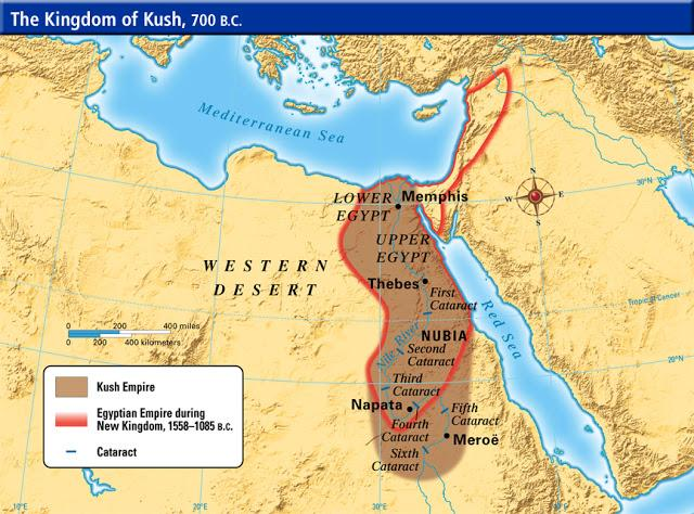 Нубийское царство 1