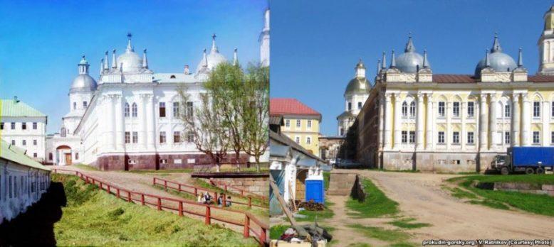 Фото - Россия сейчас и век назад 29