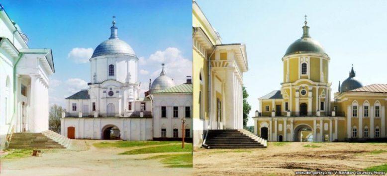 Фото - Россия сейчас и век назад 13