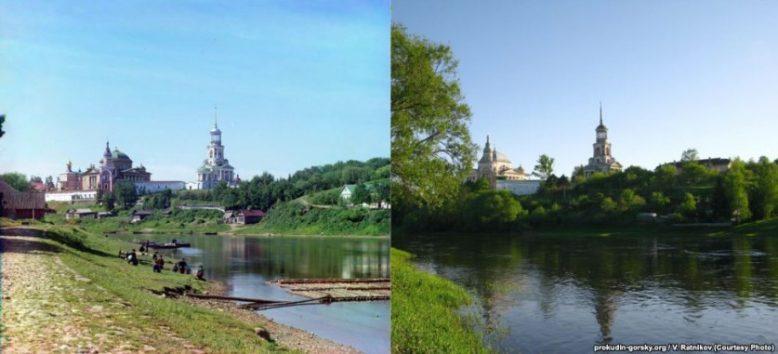 Фото - Россия сейчас и век назад 15