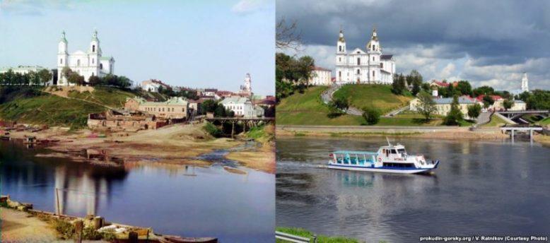 Фото - Россия сейчас и век назад 17