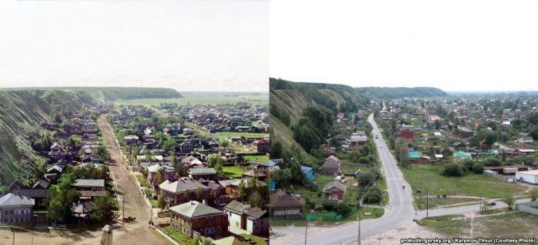 Фото - Россия сейчас и век назад 28