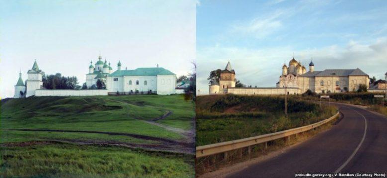 Фото - Россия сейчас и век назад 21