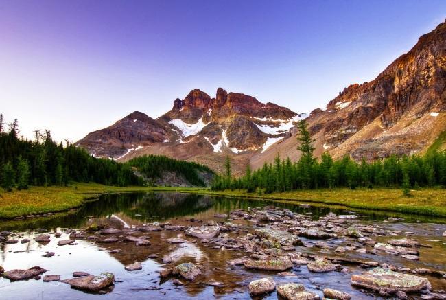 Самые древние горы на Земле 4
