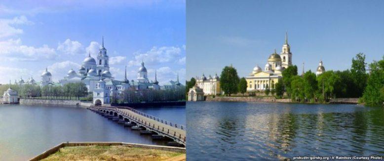 Фото - Россия сейчас и век назад 5