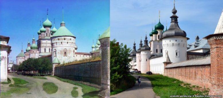 Фото - Россия сейчас и век назад 6