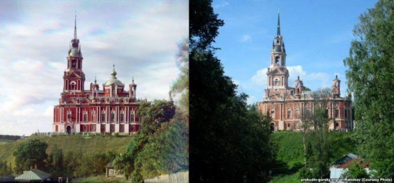 Фото - Россия сейчас и век назад 2
