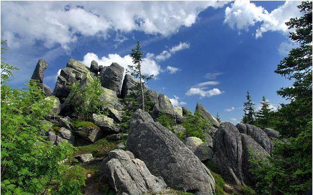 Самые древние горы на Земле 1