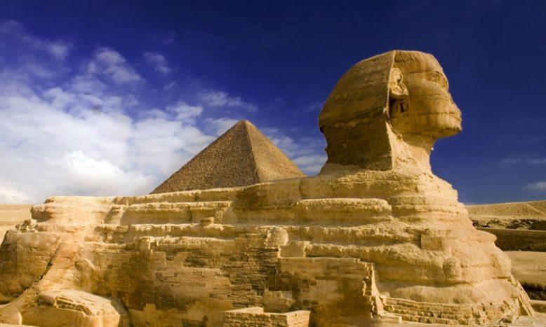 Кто и когда построил три Великие пирамиды Египта 2