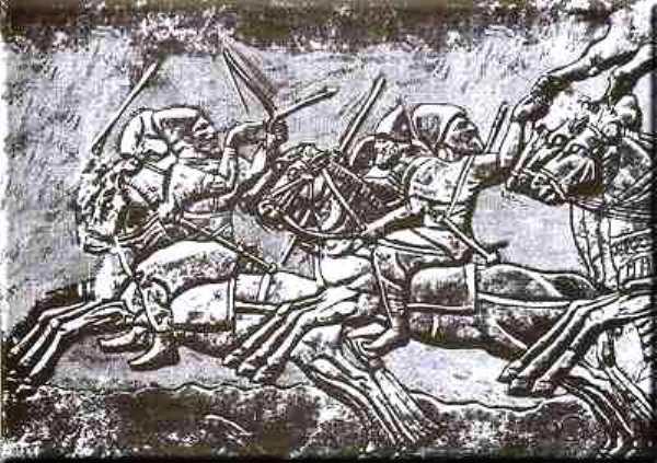 Древние народы. Киммерийцы 2