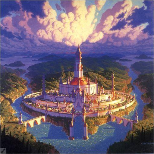 Сказания о земле Орийской (Арийской) 1