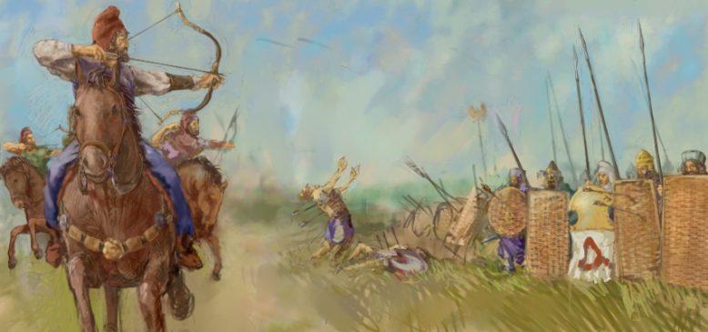 Древние народы. Киммерийцы 3