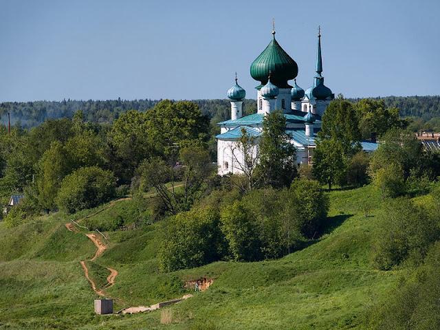 Древние города Руси. Старая Ладога 3
