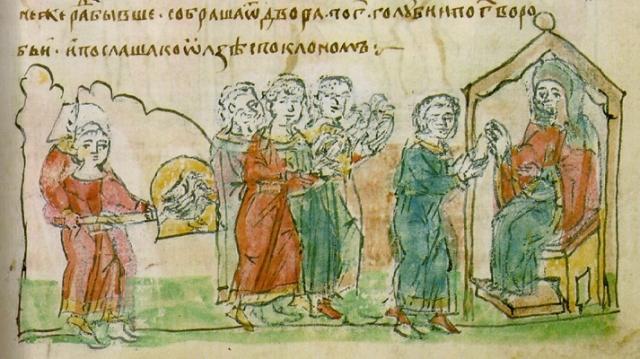 Древние города Руси. Искоростень 2