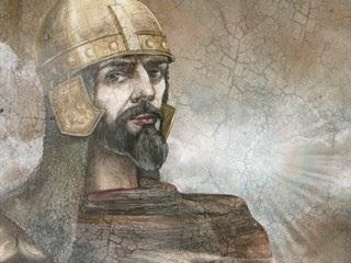 Древние города Руси. Искоростень 1