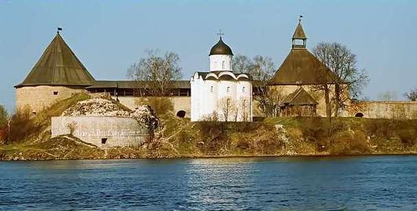 Древние города Руси. Старая Ладога 1