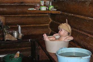 SPA по-русски или что там в бане делается 1