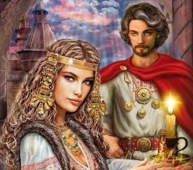 Культура Русов тысячи лет назад 1