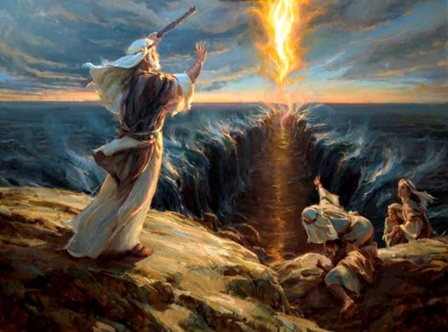 сколько евреев пошло с моисеем