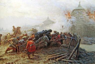 Взятие Казани войсками Ивана Грозного 2
