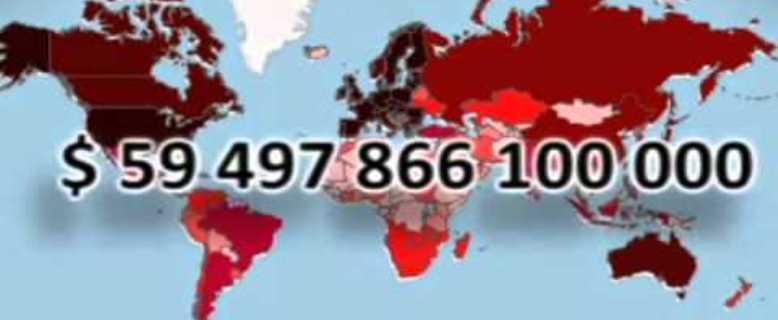 кому должны все страны мира