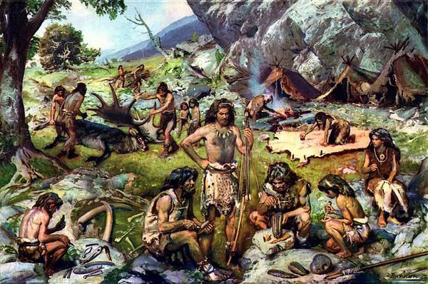 Когда возникли древние цивилизации 10