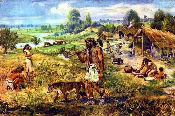 Когда возникли древние цивилизации 11