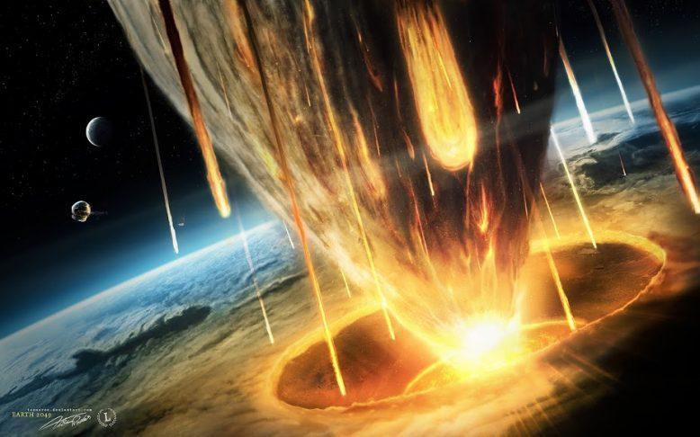 Раннее инопланетное заселение Земли 3