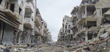 Кто остановит войну в Сирии