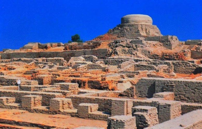 История открытия древних городов в Индии 1