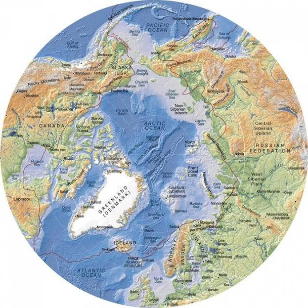 В поисках Гипербореи посмотрим на Гренландию 1