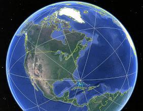 Где была Атлантида. Еще один способ определения координат 2