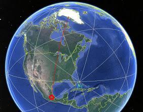 Где была Атлантида. Еще один способ определения координат 3