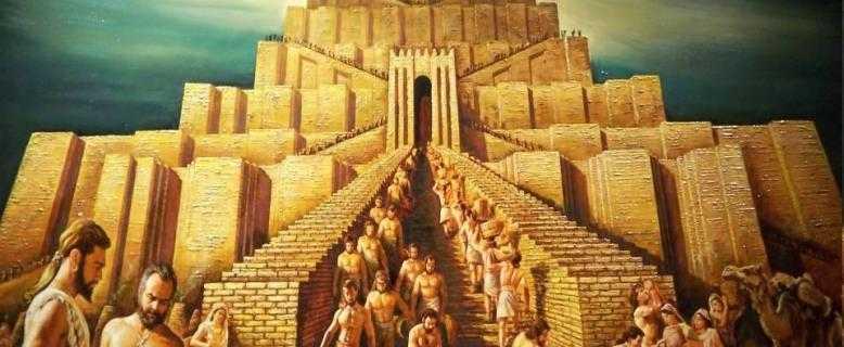 закат шумерской цивилизации