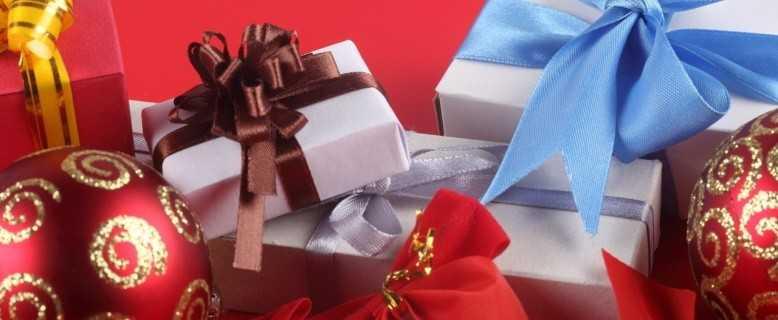 выбор подарка на новый год