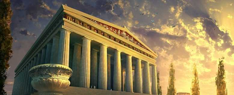 храм артемиды чудо света