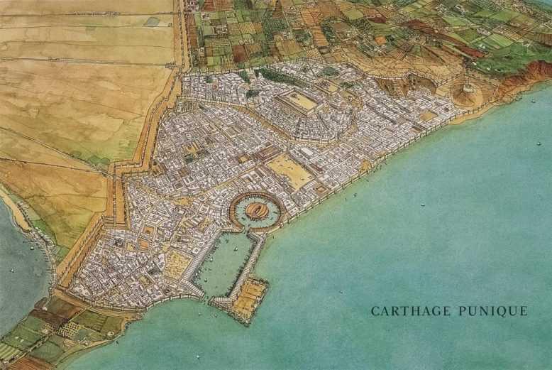 тунис достопримечательность